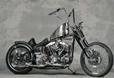 1981 SHOVEL HEAD / RUNS MOTORCYCLESの画像
