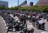 2011 NEW ORDER CHOPPER SHOW 6th #03 駐車場編の画像