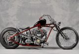 1974 FXE / JAPAN DRAG CUSTOM CYCLESの画像