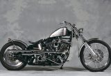 1993 FXSTC / RUNS MOTOR CYCLESの画像