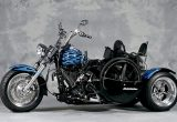 2007 FLSTF / CHOPPERの画像
