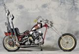 1945 KNUCKLE HEAD / RED HOT MOTORCYCLESの画像