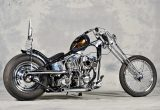 1973 SHOVEL HEAD / HOT CHOP SPEED SHOPの画像