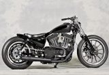 2004 XL883R / RUDE ROD CUSTOM CYCLEの画像