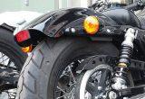 HIDE MOTORCYCLE「第3回 リアフェンダー加工」の画像