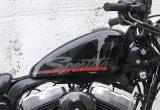 HIDE MOTORCYCLE「第4回 タンク ワンオフ製作②」の画像