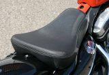 HIDE MOTORCYCLE「第5回 シート ワンオフ製作」の画像