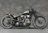1940 EL / JAPAN DRAG CUSTOM CYCLESの画像