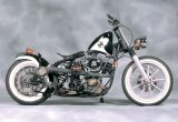 1980 FXS / JAPAN DRAG CUSTOM CYCLESの画像