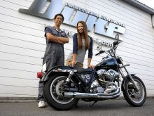 プロのバイクコーティング術!使い込んだ愛車のハーレーをピカピカに美しく保つの画像