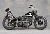 1984 FLH / FLAG STAFF MOTORCYCLEの画像