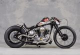 1978 XLH / JAPAN DRAG CUSTOM CYCLESの画像
