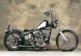 1973 FX / BLACK CHROME BIKE WORKSの画像