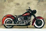 2003 FLSTF / MOTORROCK KUSTOM SHOPの画像