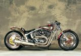 2004 FXSTD / HOT-DOCK CUSTOM CYCLESの画像