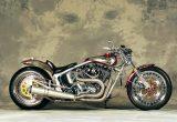 2004 FXSTD / HOT-DOCK CUSTOM CYCLESの画像