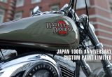 Harley-Davidson日本上陸100周年記念限定モデル/FXDLの画像