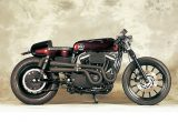 2006 XL883 / HIDE MOTORCYCLEの画像
