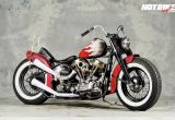 1954 FL / RED HOT MOTORCYCLESの画像