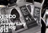 WESCO 95th Anniversary Catalog 2013の画像