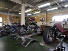 RODEO MOTOR CYCLE メーカーコード「1L9」という証の画像