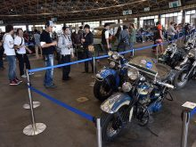 NAGOYA SPEED AND CUSTOM SHOW 2013 One Day Museumの画像