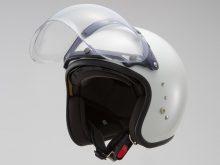 東単のOWL ジェットヘルメット 開発秘話の画像