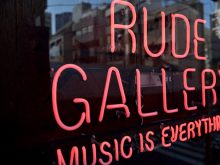 RUDE GALLERY 15th ANV RENEWAL OPENの画像