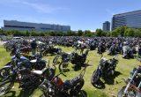 ニューオーダーチョッパーショー2015最速レポート第三弾は駐車場からお届けの画像