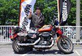 2006年式 XL883Rの画像