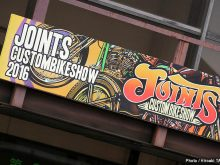 JOINTS CUSTOM BIKE SHOW 2016 #01の画像