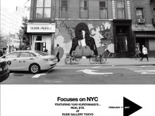 Focuses on NYC –FEATURING YUKI KUROYANAGI'S… REAL EYE.-の画像