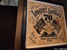 ラングリッツ・レザーズ 2017AW 展示会レポートの画像
