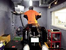 最新のダイノマシンを導入し計測環境にこだわるHSC静岡のインジェクションチューニングの画像