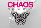 ジュエリーブランド「CHAOS DESIGN」&アパレルブランド「RUDE GALLERY」とアーティストのコラボレーション作品「Rude CHAOS」の画像