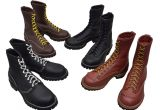 NARROW WESCO ENGINEER BOOTSの画像