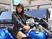 普通自動車MT免許で運転できるハーレーのトライク 【東京モーターショー2017/ハーレーブース速報】の画像