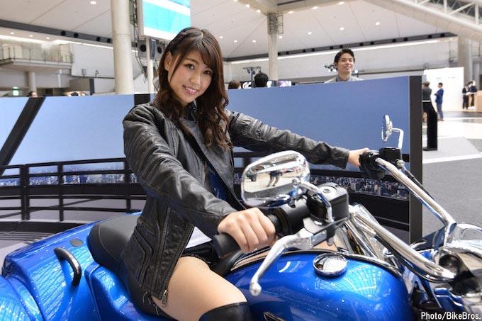 VIRGIN HARLEY |        普通自動車MT免許で運転できるハーレーのトライク 【東京モーターショー2017/ハーレーブース速報】トピックス