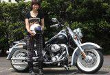 2009年式 FLSTN 町田 優子さんの画像