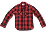SPEED ADDICT マチ付 CHECKER ネルシャツの画像