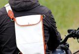 横濱帆布鞄 M13A4T B.B.B. Bikers Body Bagの画像