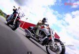 ハーレーダビッドソン2012年モデル VRSCDX10周年記念モデルの画像