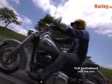 ハーレーダビッドソン2012年モデル FLD スイッチバックの画像