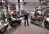 アイアン1200とフォーティーエイトスペシャルが日本初公開された東京モーターサイクショー2018レポートの画像