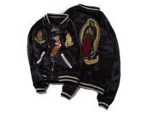 トラサイド、マリアサイドの両A面グラフィックを採用したルードギャラリーのスーベニアジャケットの画像