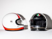 ハーレーのヘルメットにAGVのヘリテイジモデル『AGV LEGENDS X3000』を選ぶの画像