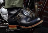 LEATHER SHOELACEの画像