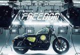 【HARLEY-DAVIDSON × GraphersRock】4/24渋谷にてコラボデザイン・アイアン1200お披露目!の画像