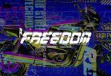ハーレー&GraphersRock(グラファーズロック)のデザインコラボ「RE_SEEK for FREEDOM」の画像