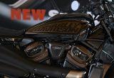 実車を激写!ハーレーダビッドソンの新たな伝説を紡ぐ新型水冷スポーツスター「Sportster S」が登場の画像